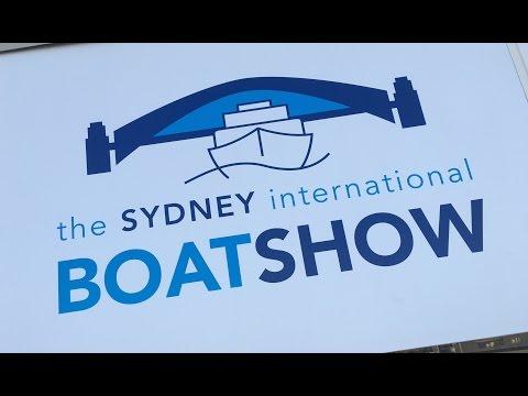 Sydney International Boat Show 2016
