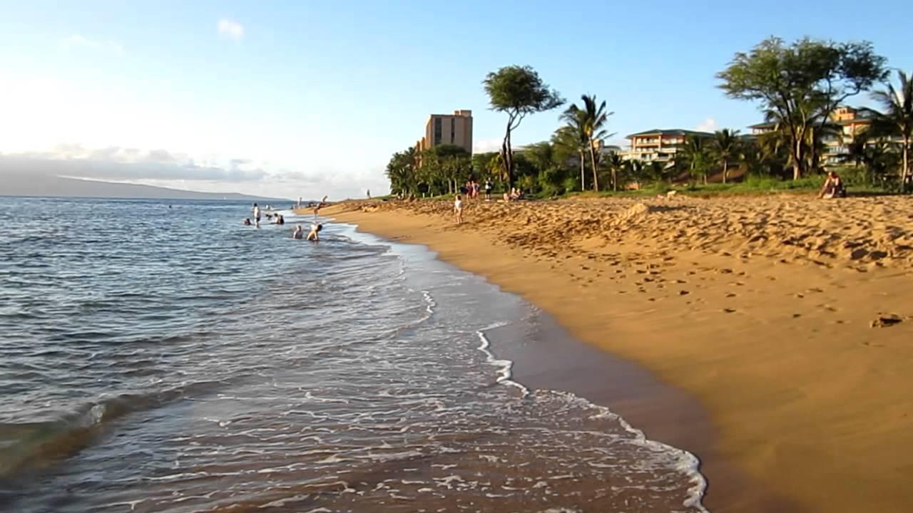 Kaanapali North Beach Maui Late