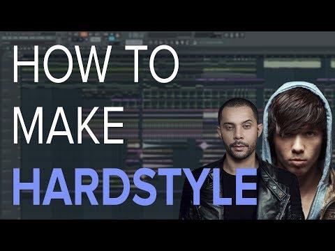 How To Make HARDSTYLE - FL Studio Tutorial 🔥