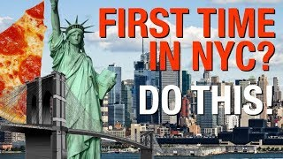 Gambar cover 12 Things Every First Timer MUST DO When Visiting NYC !