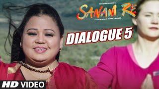 SANAM RE Dialogues  PROMO 5 -