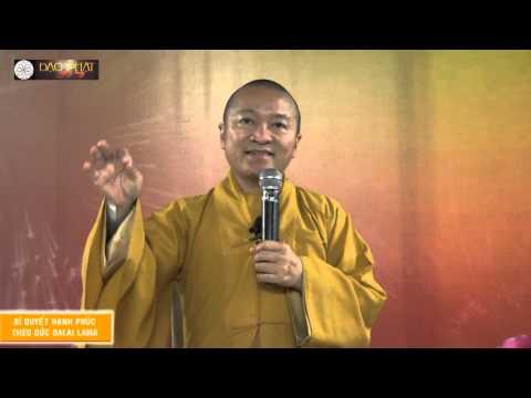 Bí quyết hạnh phúc theo đức Dalai Lama