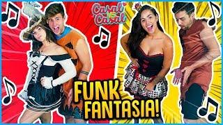 Baixar CASAL VS CASAL: FUNK FANTASIA!! [ REZENDE EVIL ]
