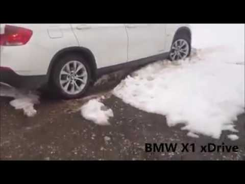 BMW xDrive vs. Audi Quattro 2017 - Winter Time ⛄️