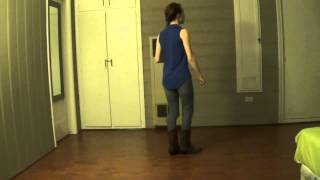 Four On The Floor (Line Dance) - Demo & Teach