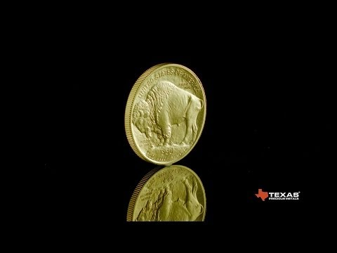 American Gold Buffalo Coin - Texas Precious Metals
