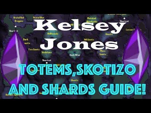 Old School Runescape Skotizo/Ancient Shard/Totem Guide