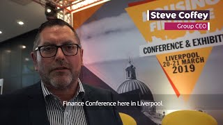 Steve Coffey at National Housing Federation Finance Conference | Torus