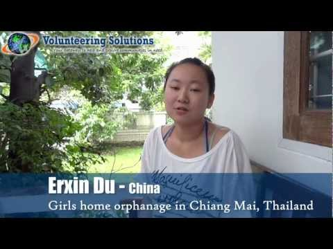 Thailand Orphanage Volunteer Program Review with Volunteering Solution