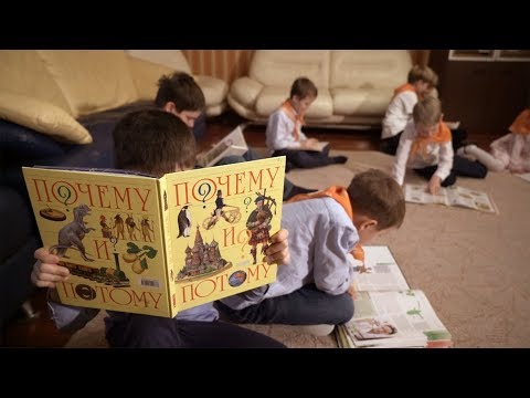 Creches multilingues cada vez mais populares na Rússia