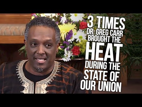 3 Times Dr. Greg Carr Brought The Heat During #RolandMartinUnfiltered: The State Of Our Union