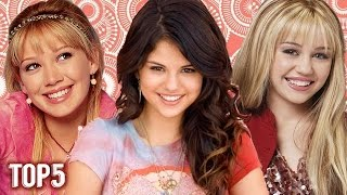 5 Fascinating Disney Channel Show Secrets