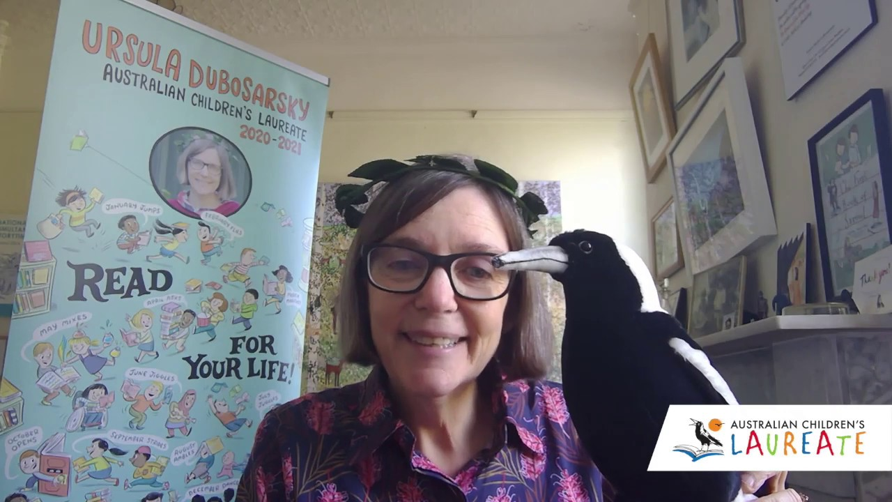 A message from Ursula for Library & Information Week 2020