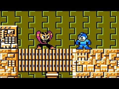 """Vamos Jogar: Mega Man 1 #1 - """"Mãos Para o Alto!"""""""