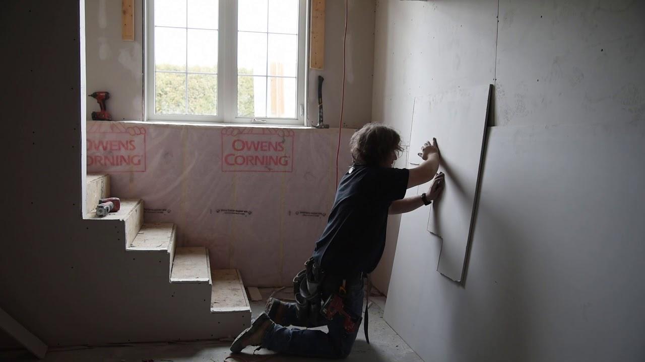 Drywall Boarding 1 by supermatti78