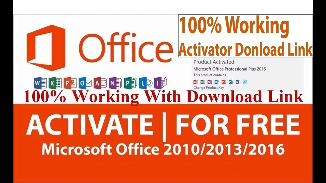 ms office 2010 professional plus product key 2018