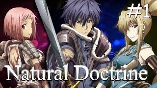 Natural Doctrine Gameplay English PS3/PS4/PSVITA #1