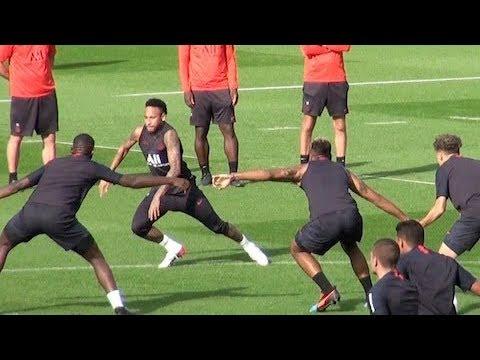 Neymar entrará em campo pelo Paris Saint-Germain  pela primeira vez na temporada