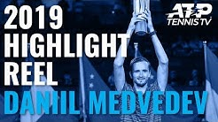 DANIIL MEDVEDEV: 2019 ATP Highlight Reel