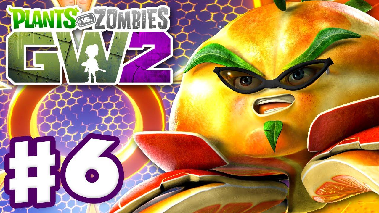 Plants Vs Zombies Garden Warfare 2 Gameplay Part 6 Doovi