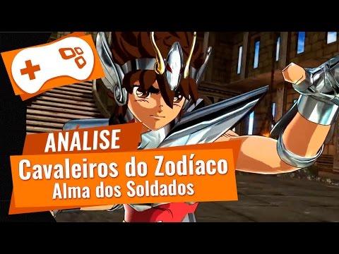 Cavaleiros do Zodíaco: Almas dos Soldados [Análise] - TecMundo Games Review