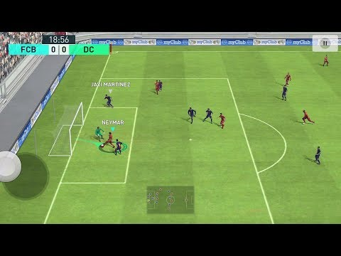 Pes 2018 Pro Evolution Soccer Android Gameplay #42