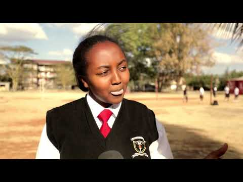 "Buru Buru Girls School's ""Adopt a Tree for Environmental Conservation"" Initiative in Kenya"