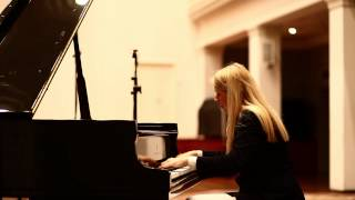 Rachmaninoff Prelude G Sharp Valentina Lisitsa
