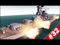 YAMATO BATTLESHIP vs 800MM GUSTAV - Men of War Assault Squad 2 - Mini Scenario #32