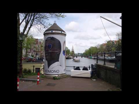 Peperbussen in Amsterdam Centrum, West en Oost / Transformatorzuil