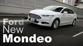 歐系血統新定義 Ford New Mondeo|全台首試(全新世代Ford Mondeo於2015年台北車展正式上市,上市前即以嶄新的優雅造型引領台灣消費者之期待,搭配上全新智能科技以及同級車中最佳性能輸出與..., 2015-01-22T10:33:14.000Z)