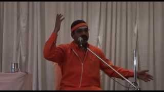 Chinmaya Mission Pledge Talks by Swami Mitrananda - Talk 1