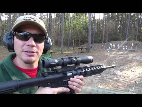 S&W M&P 15-22 Quick Review