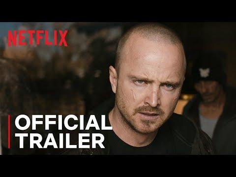 El Camino: A Breaking Bad Movie trailers