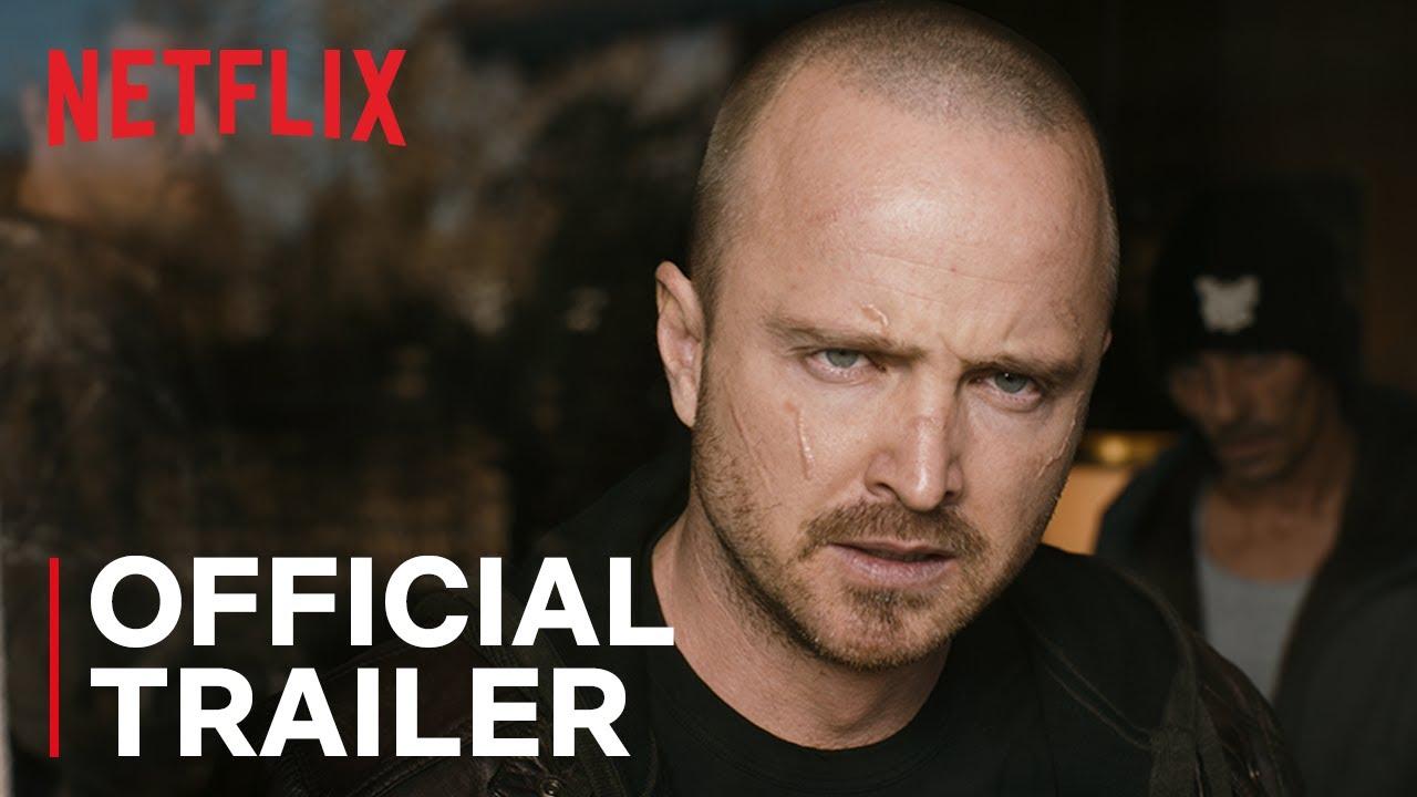 Algemene El Camino trailer op Netflix België