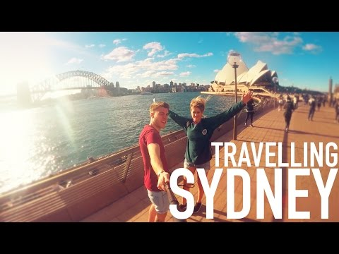 TRAVELLING AUSTRALIA || 2016 || GoPro HERO 4 || SYDNEY