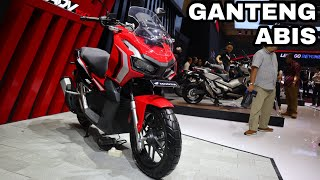 giias 2019 first sight honda x adv 150 keren abis