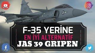 F-35 vs SAAB JAS 39 GRIPEN - Best One?