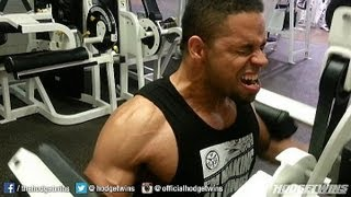 Full Upper Body Workout: Shoulders and Back Emphasis @hodgetwins