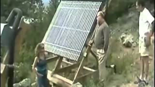 Diy Homemade Solar Energy Hot Water System