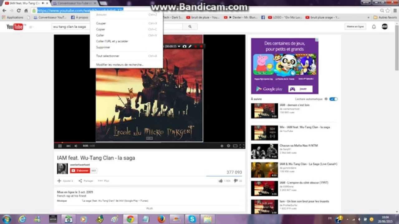 T l charger une musique facilement et gratuitement youtube - Comment couper une musique mp3 ...