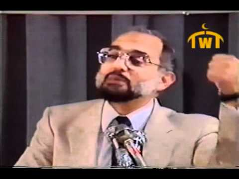The Holy Quran: Word Of God Or Word Of Muhammad? - Dr. Jamal Badawi V.S. Dr. Anis Shorrosh