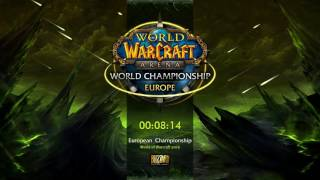[RU] World of Warcraft Arena European Championship | #wowesports