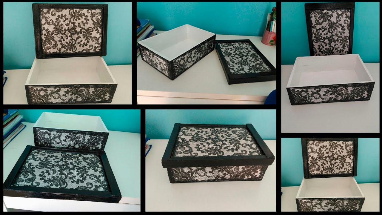 Reciclaje de caja de madera doovi - Reciclaje de la madera ...