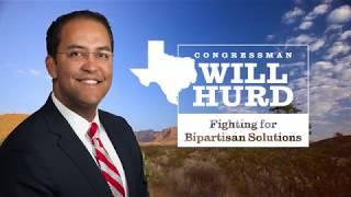 Support for Representative Will Hurd
