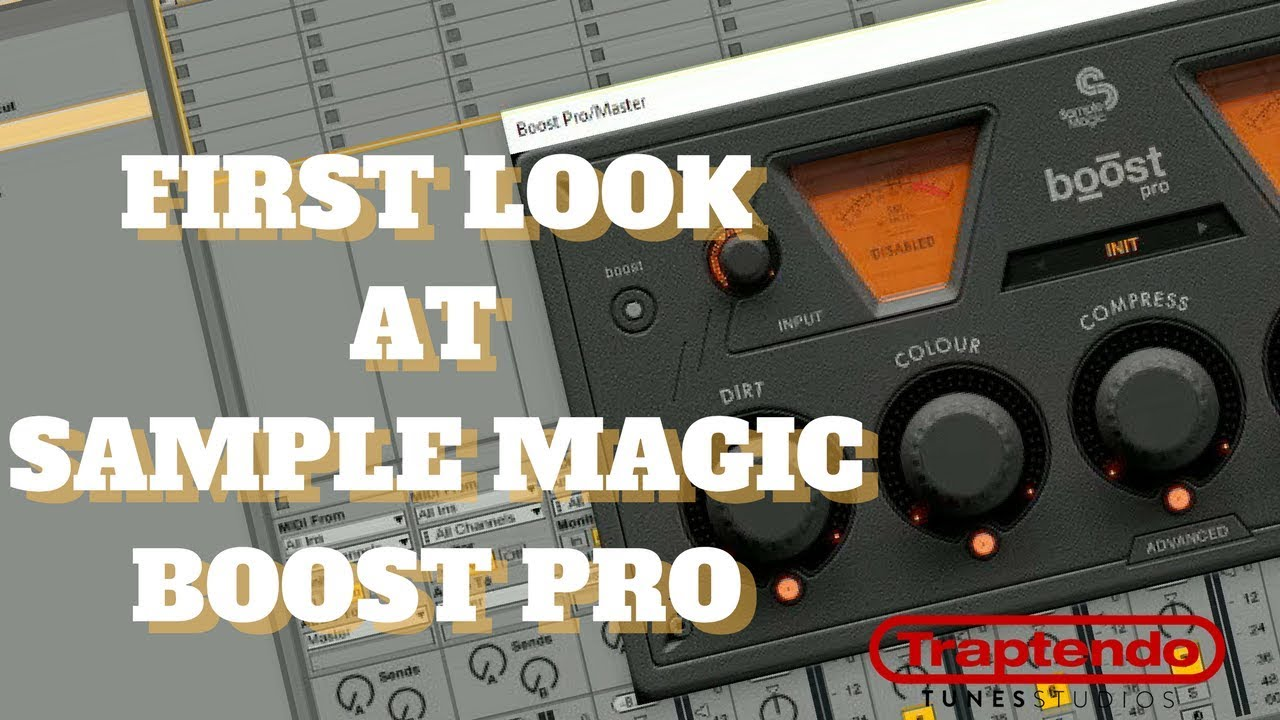 sample magic boost pro v1.0.0