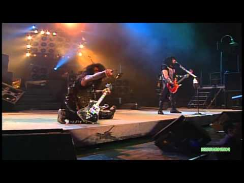 KISS - Rock And Roll All Nite [ The Palace, Detroit 11/27/92 ]