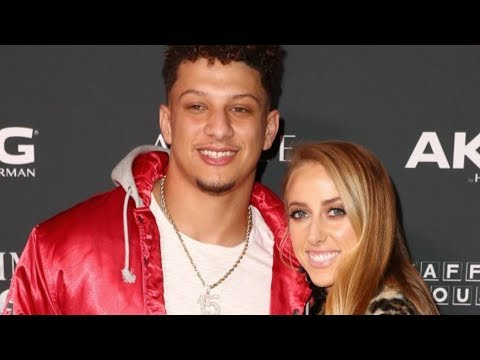The Truth About Patrick Mahomes' Girlfriend, Brittany Matthews