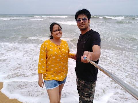 Sri Lanka - Travel vlog - Bentota Beach - Coco Royal beach resort - Dinner at Garten Ark