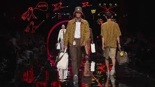 Fendi Menswear Spring/Summer 2019